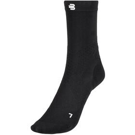Bauerfeind Run Ultralight Mid Cut Socks Men, nero